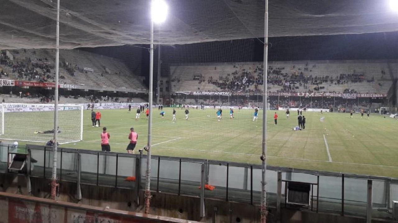 """Salernitana-Ascoli, riapre anche stadio """"Arechi"""". Decisa quota biglietti per tifosi granata"""
