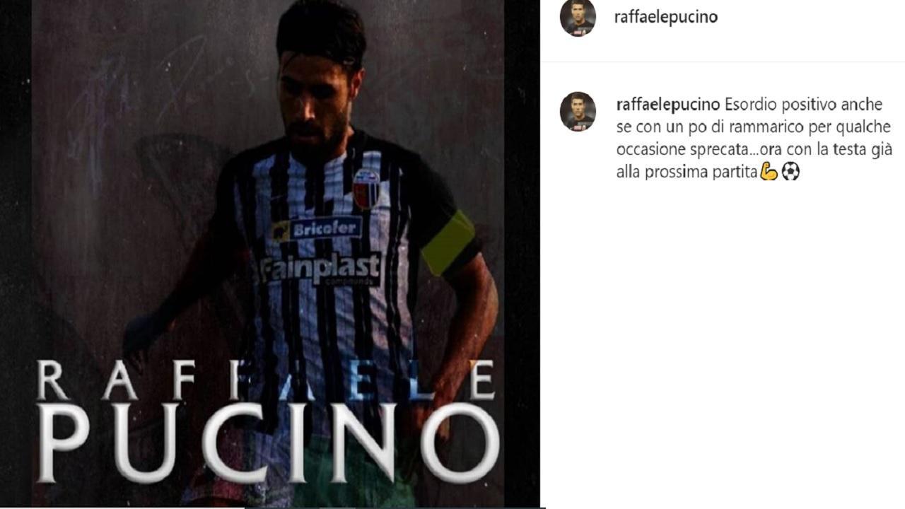 Brescia-Ascoli 1-1, Pucino: ''Esordio positivo anche se c'è rammarico per qualche occasione sprecata''