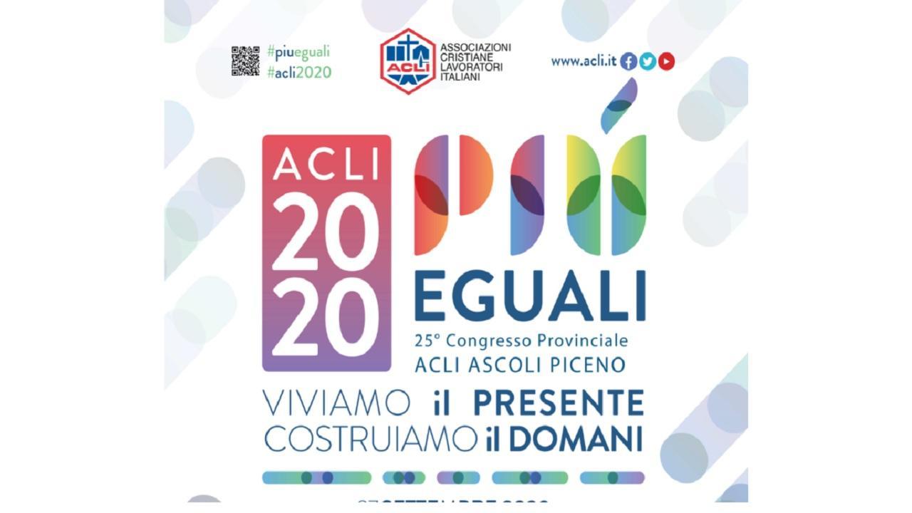 Auditorium Polo Sant'Agostino, 25° Congresso Acli provinciali di Ascoli Piceno
