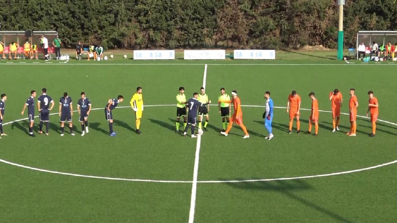 Eccellenza Marche: Porto d'Ascoli-Atletico Ascoli 0-1, highlights