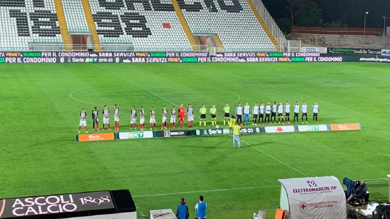 Ascoli-Pordenone (24 Luglio 2020)