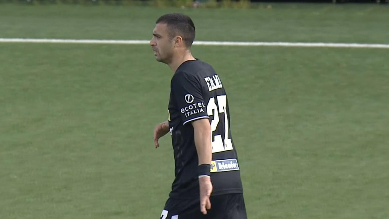 """Virtus Entella-Ascoli 0-0, Eramo: """"Non abbiamo nulla da rimproverarci. C'era corner per noi prima del rosso a Buchel"""""""