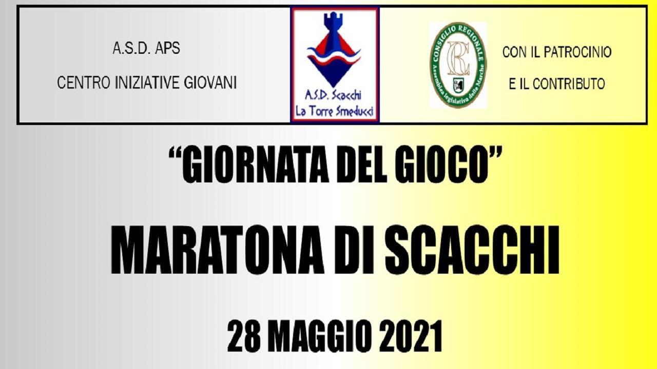 Ascoli Piceno, una maratona di scacchi in occasione della Giornata mondiale del gioco