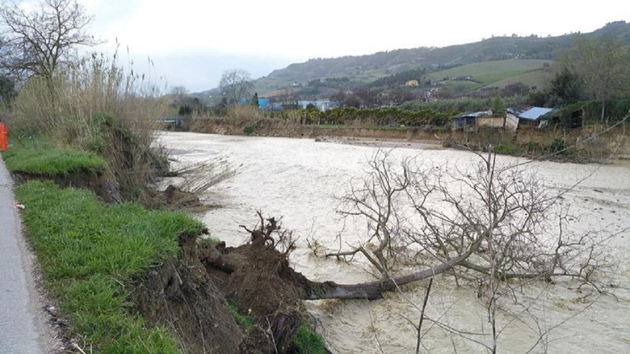 Regione Marche: dissesto idrogeologico, quasi 10 milioni per interventi urgenti. Lavori anche nel Piceno