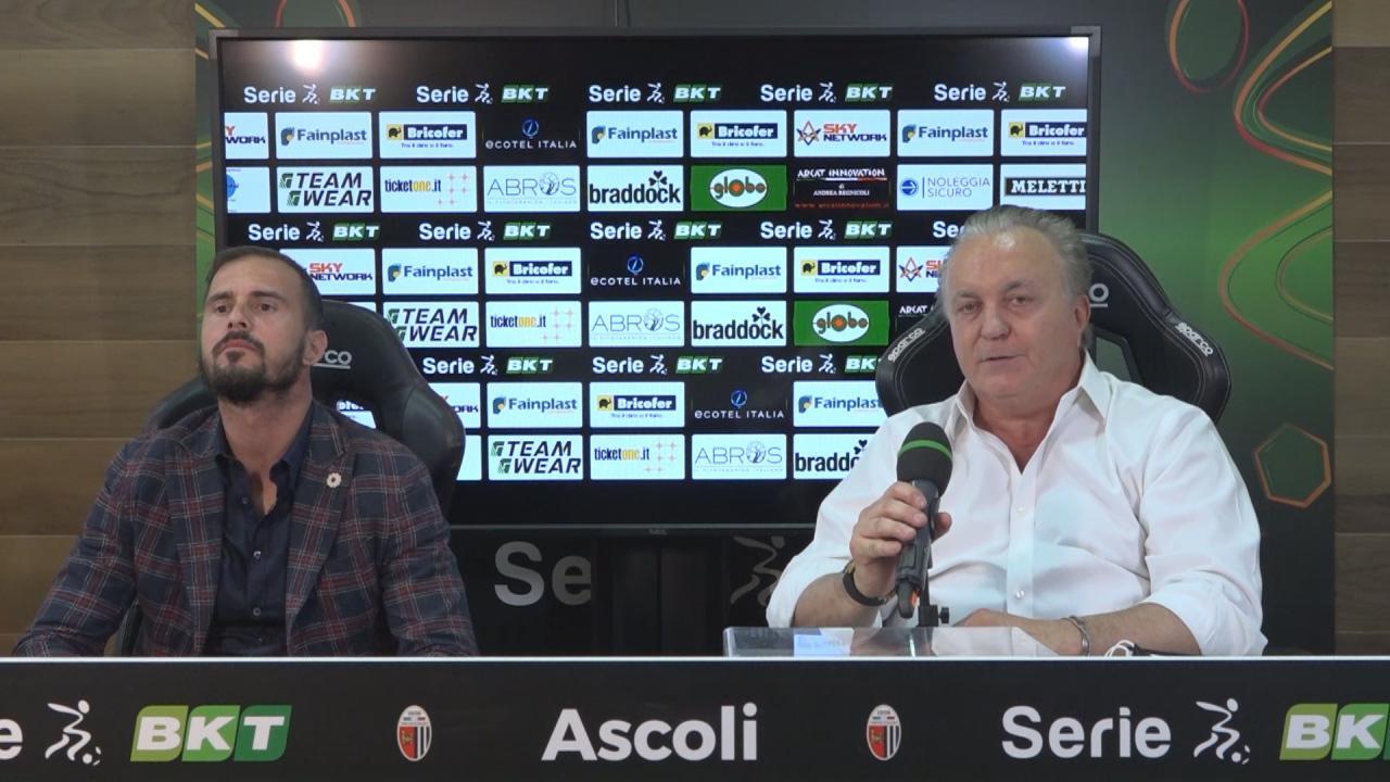 Ciro Polito e Massimo Pulcinelli