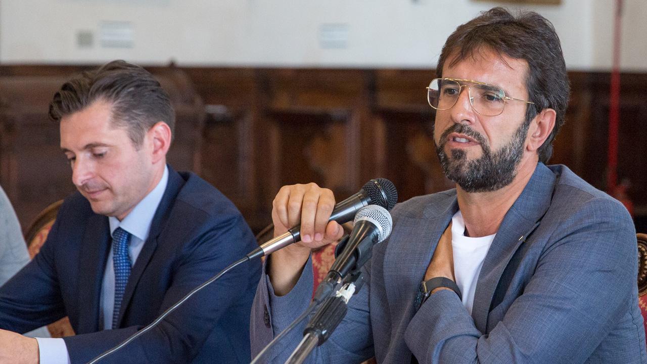 Marco Fioravanti e Angelo Davide Galeati