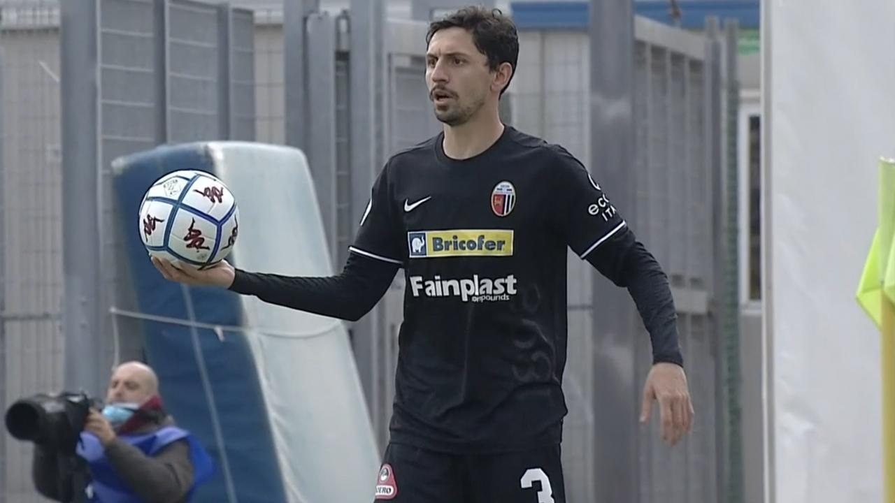 Virtus Entella-Ascoli 0-0, i momenti chiave della partita