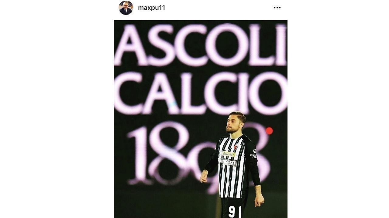 Foto da Instagram Massimo Pulcinelli