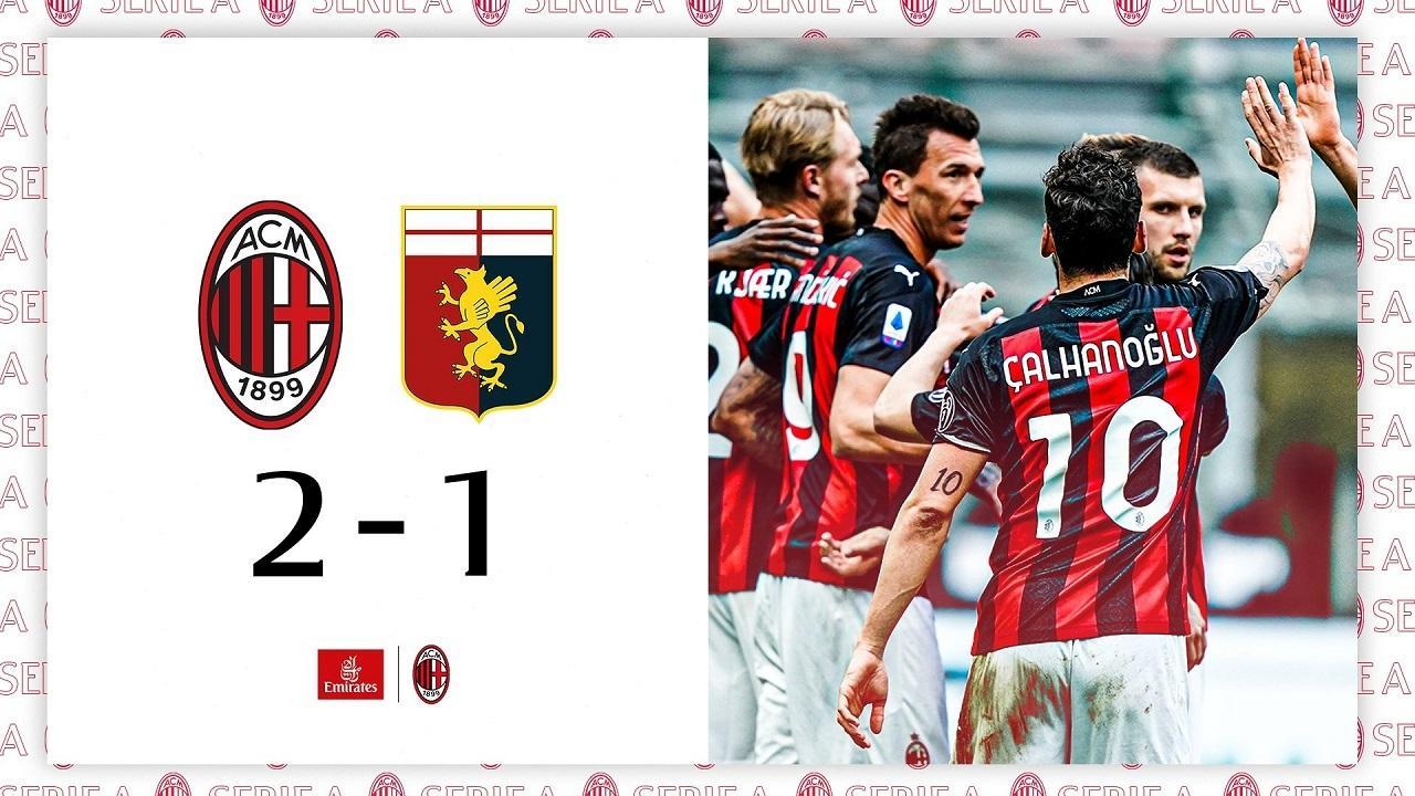 Foto da Twitter ufficiale Milan