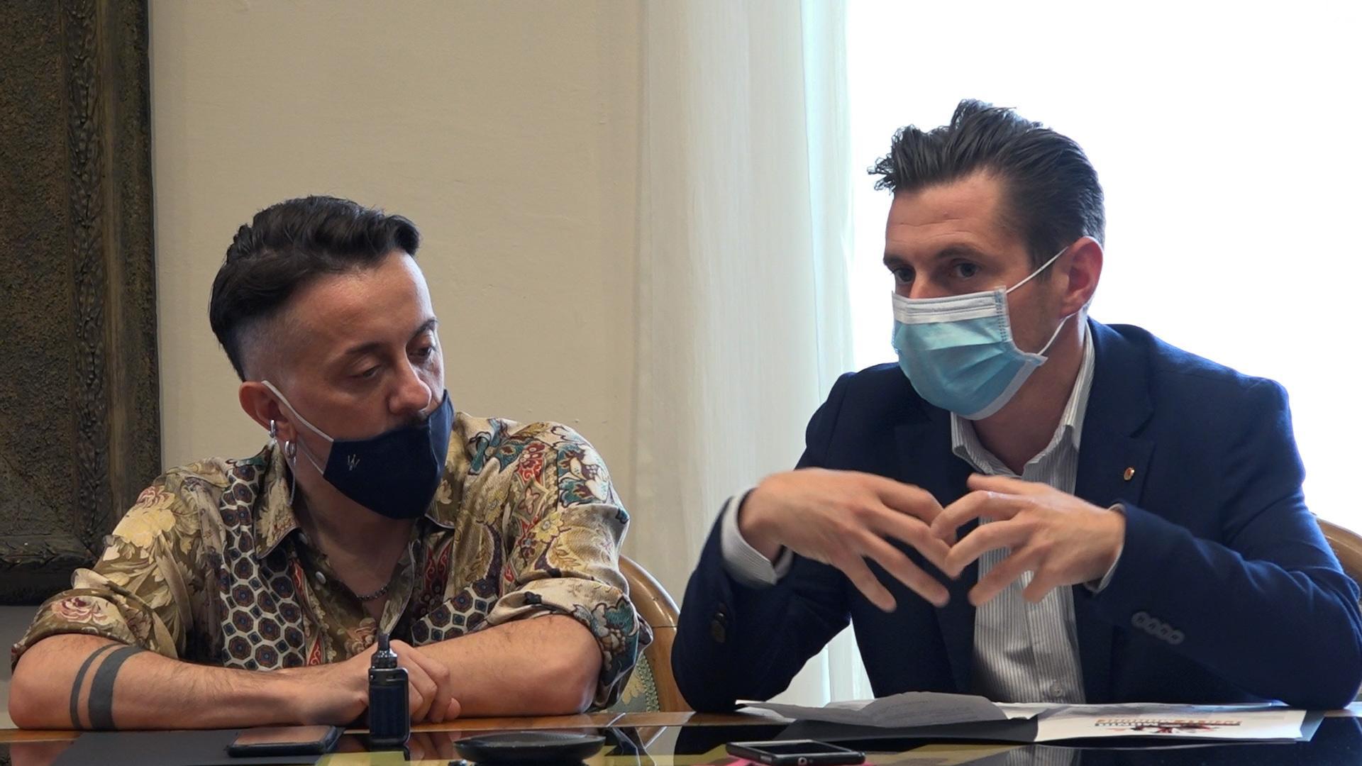 Dario Faini e Marco Fioravanti