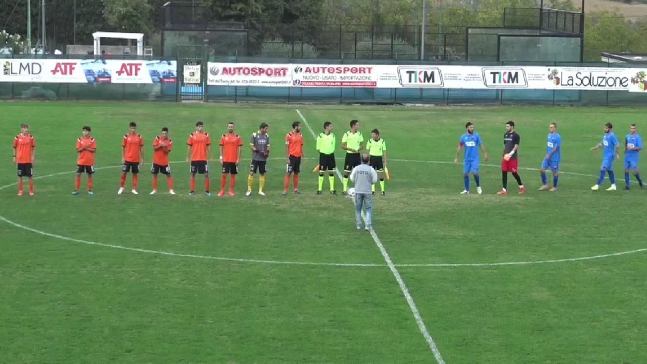 Coppa Italia Marche: highlights Atletico Azzurra Colli-Atletico Ascoli 0-3
