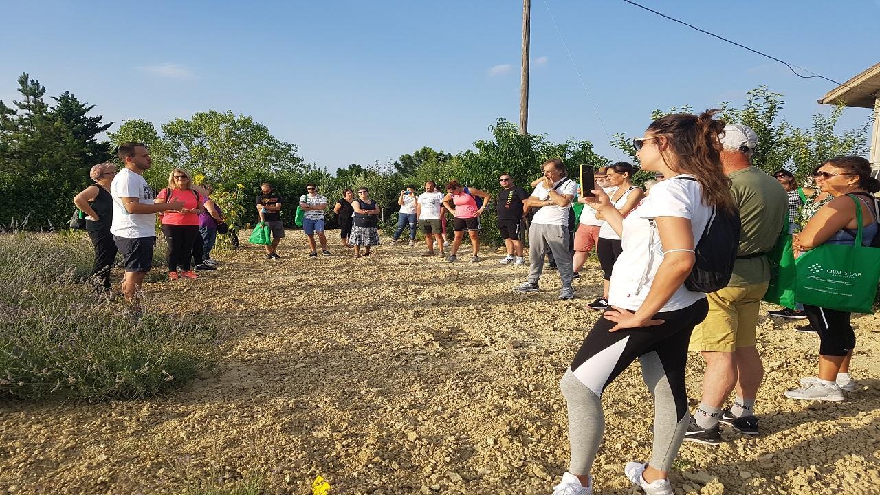 Unione Sportiva Acli Marche: a Castorano appuntamento con ''I tesori del gusto''