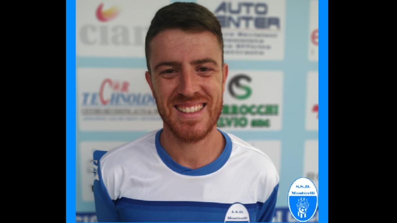 Monticelli Calcio: esperienza e qualità per il centrocampo, confermato Tarli