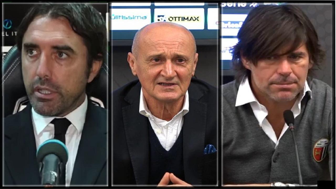 Bertotto, Rossi e Sottil