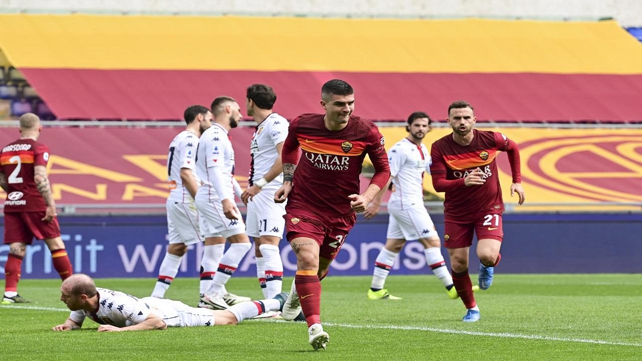 Foto da Twitter ufficiale As Roma