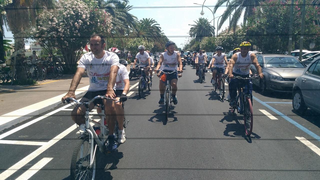 Ascoli Piceno: cicloturistica, una domenica in tandem direzione mare