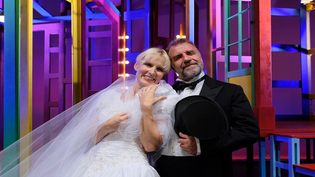 Ascoli: Ventidio Basso, appuntamento con la commedia ''Alle 5 da me''