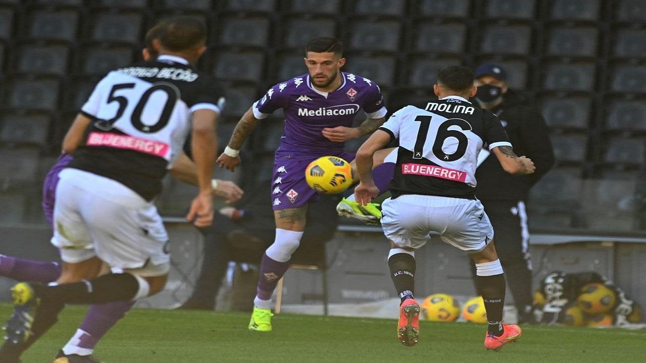 Foto da Twitter ufficiale Fiorentina