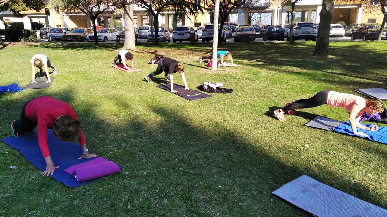Ascoli Piceno, fitness all'aperto nei parchi di Monticelli e dell'Annunziata