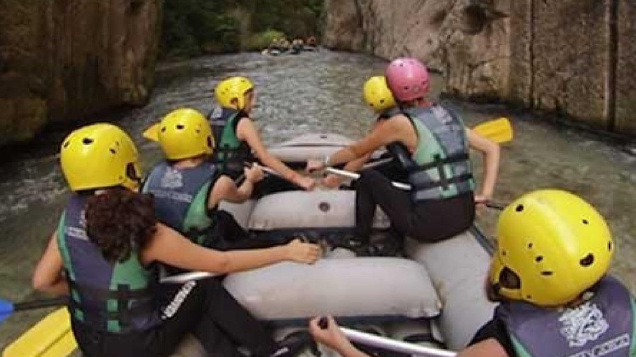 Centro Sportivo Italiano Ascoli Piceno, estate per ragazzi anche con il rafting