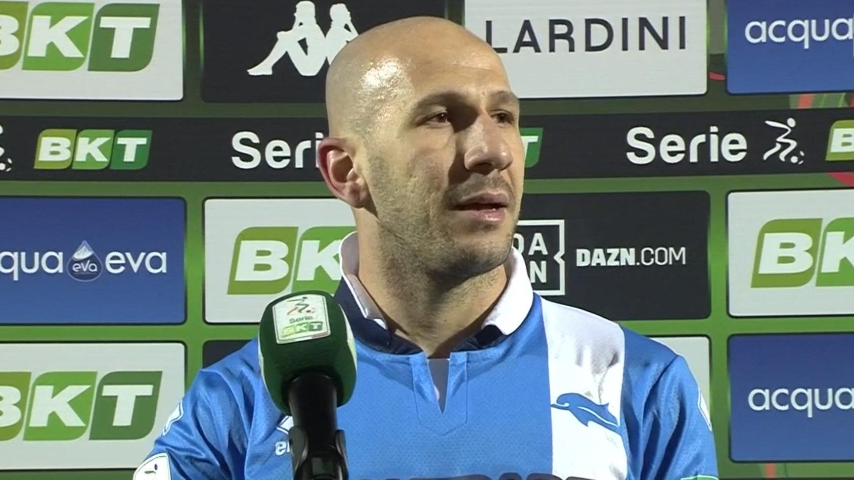 """Ascoli-Pescara 0-2, Galano: """"Dovevamo chiuderla prima. Grande prestazione da vera squadra"""""""