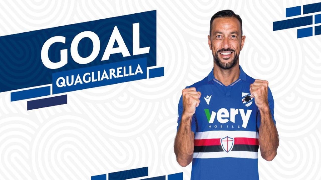 Foto da Twitter ufficiale Sampdoria