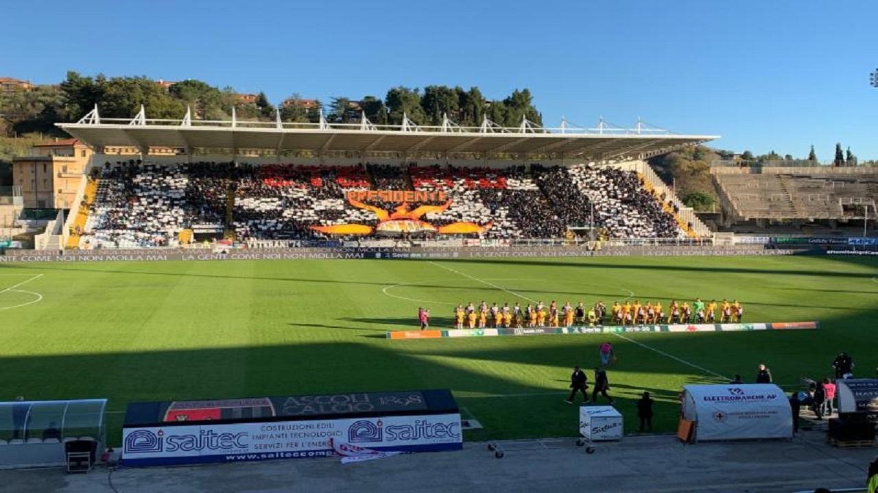 Ascoli-Cittadella (14 Dicembre 2019)