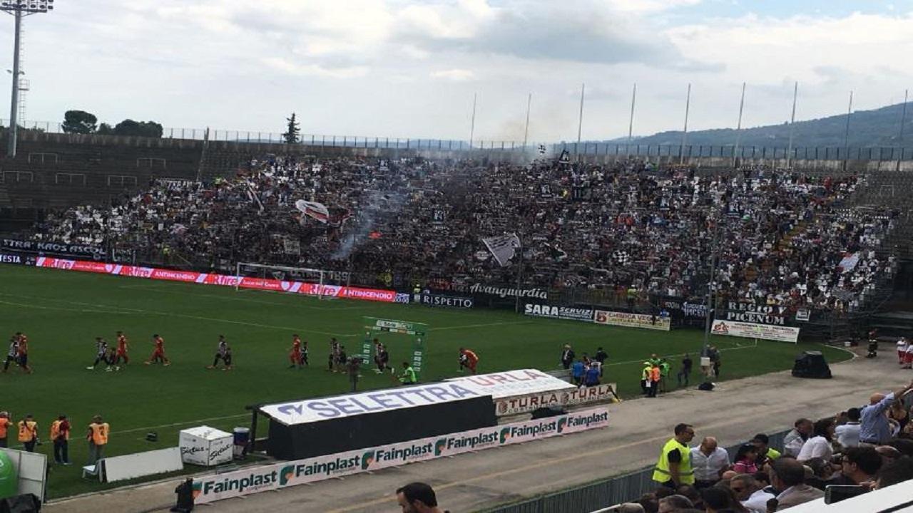 Ascoli-Lecce (15 Settembre 2018)