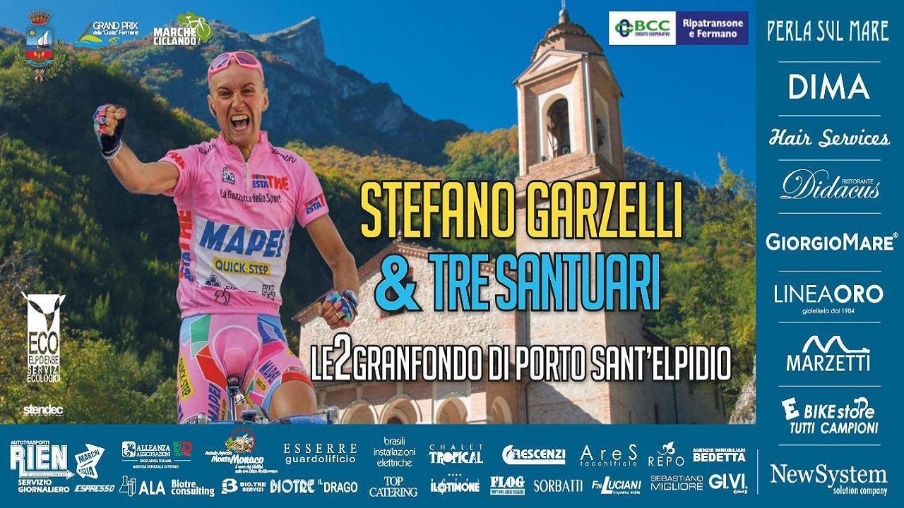 Ciclismo: Garzelli e Tre Santuari,le due granfondo nel segno del Gran Prix Coste Fermane