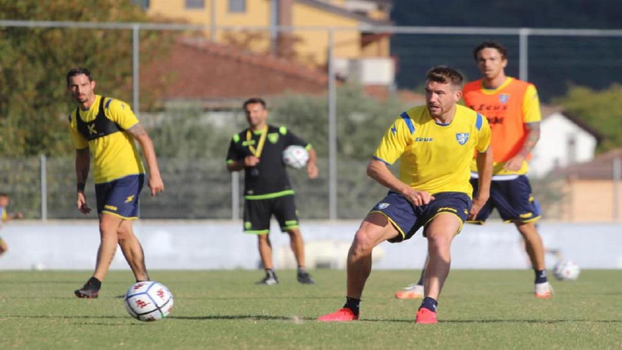 Foto da Frosinonecalcio.com