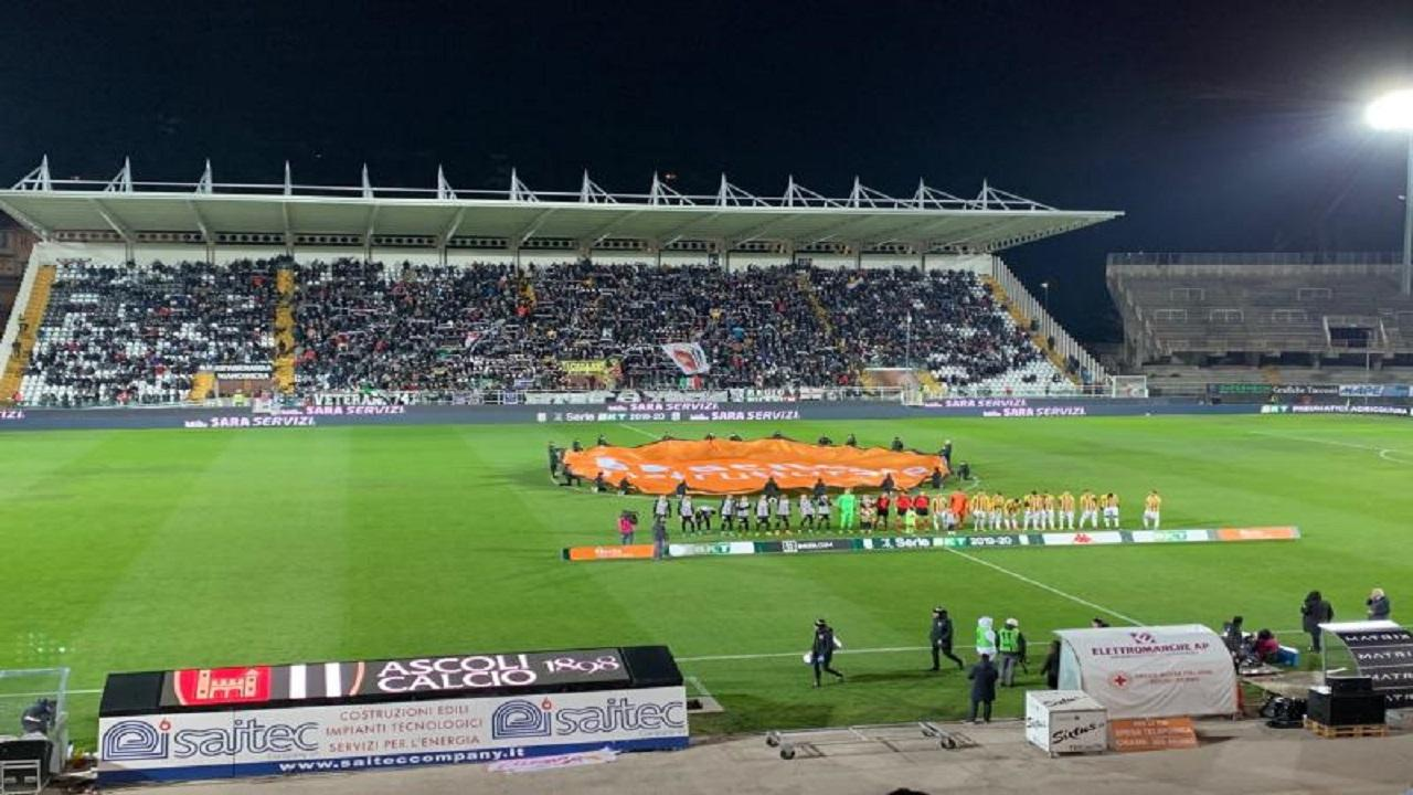 Ascoli-Juve Stabia (7 Febbraio 2020)