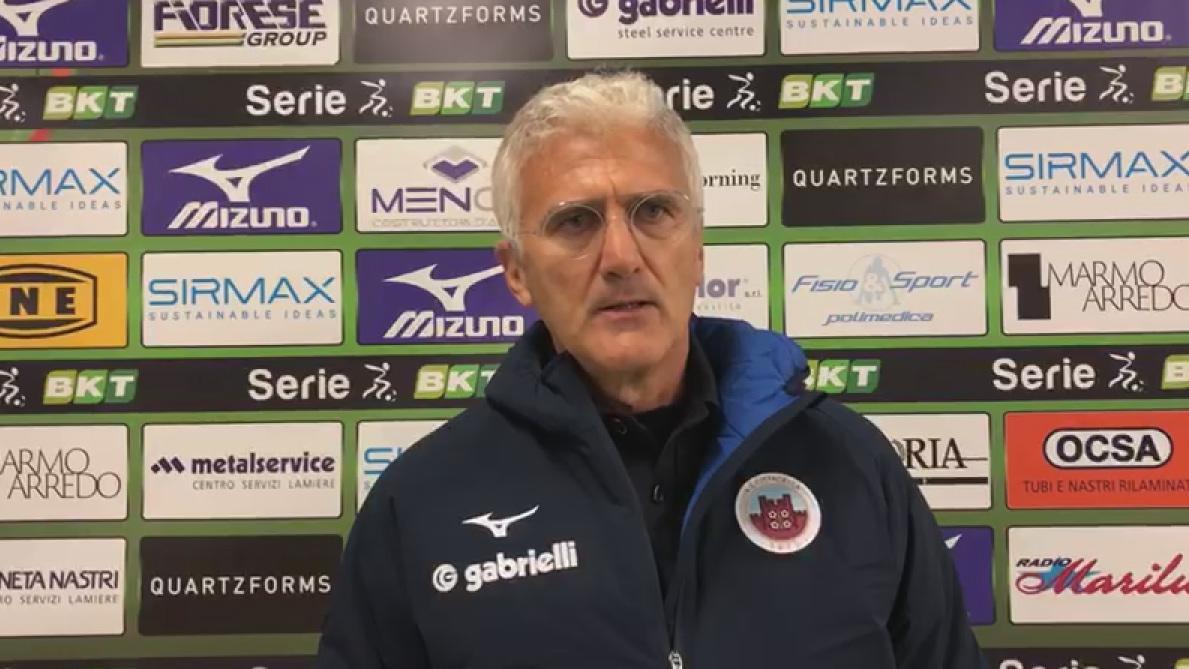 Cittadella-Pordenone 2-0, la voce di Venturato post gara