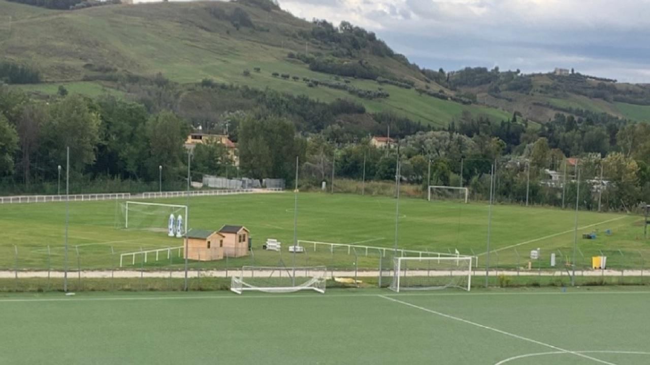 Ascoli Calcio, seduta tattica al Picchio Village. Domani allenamento allo stadio