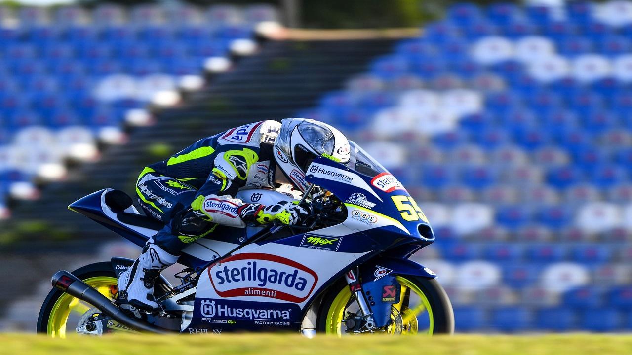 Moto3, Fenati termina fuori dalla zona punti l'ultima gara stagionale in Portogallo