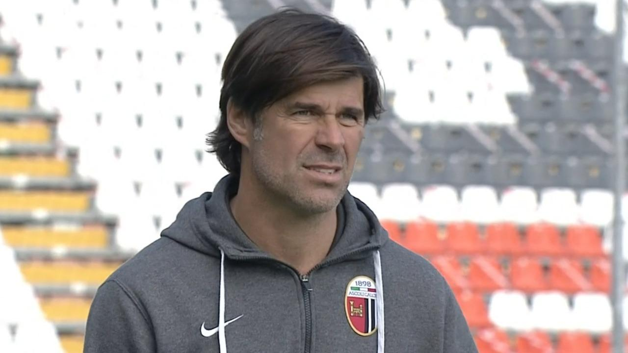 """Virtus Entella-Ascoli 0-0, Sottil: """"Grande partita. L'espulsione di Buchel non esiste"""""""