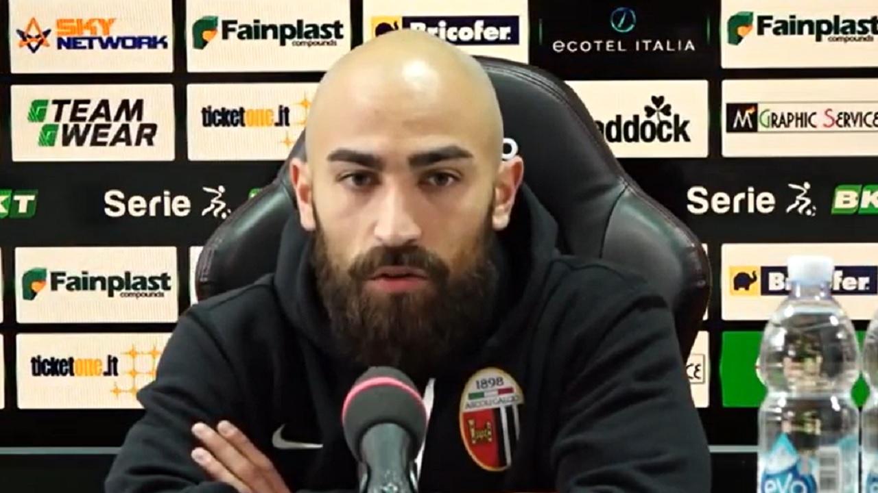 Ascoli Calcio, Simeri rientra al Bari dopo aver collezionato 9 presenze in bianconero CB9F7C9E-C6A2-11EB-84DC-E1E23555F3F5