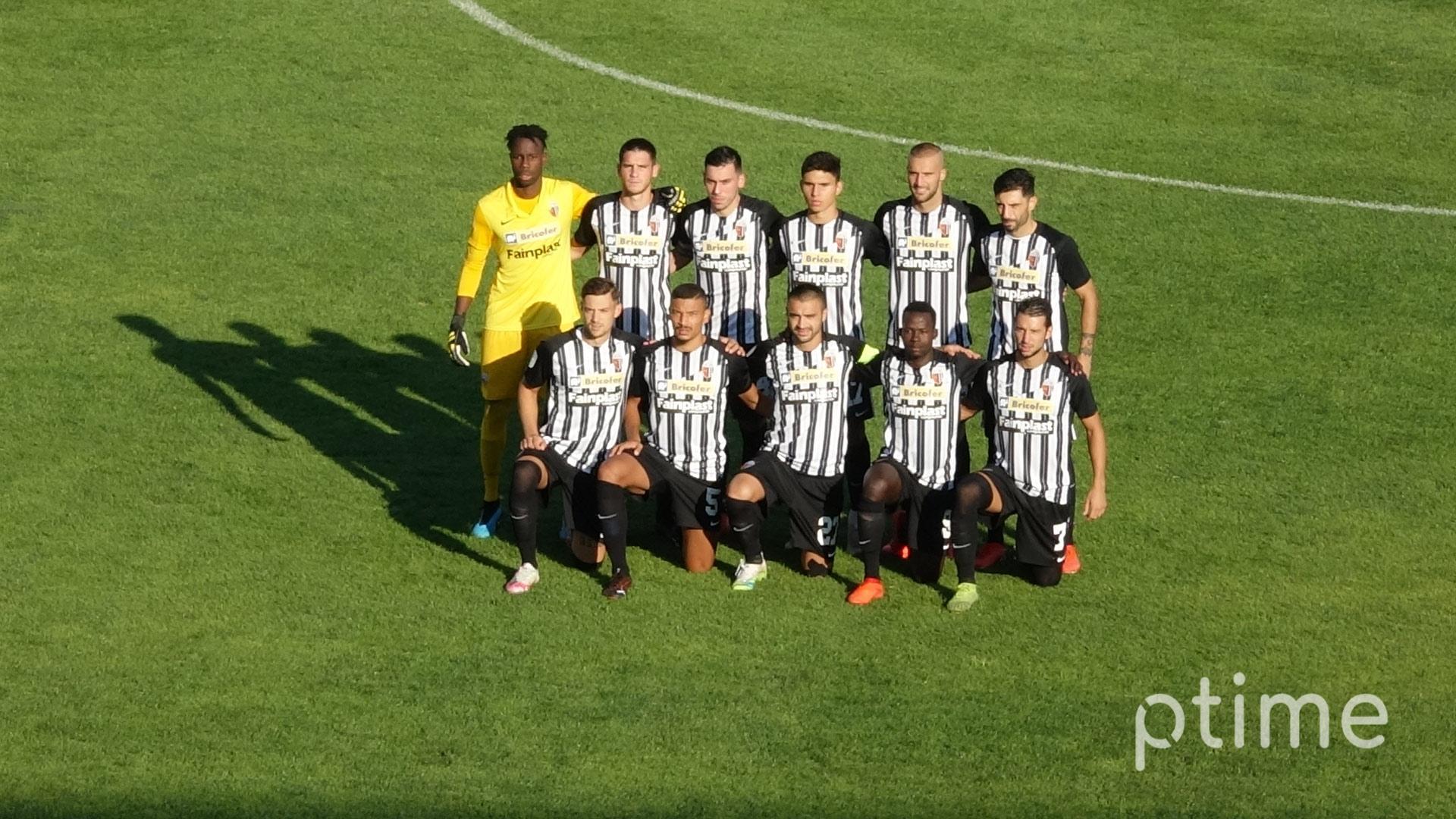 Undici iniziale Ascoli contro il Perugia