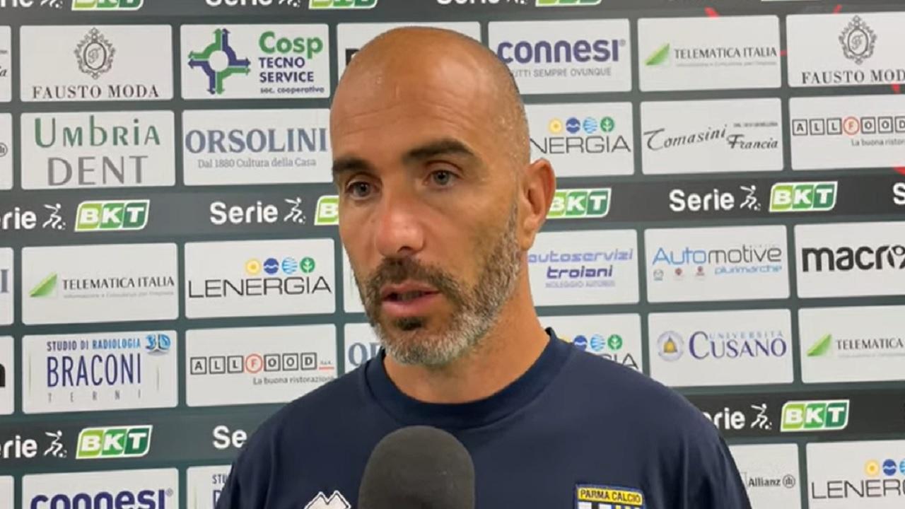 """Ternana-Parma 3-1, le voci di Lucarelli e Maresca (""""Alle prime difficoltà ci buttiamo giù"""")"""