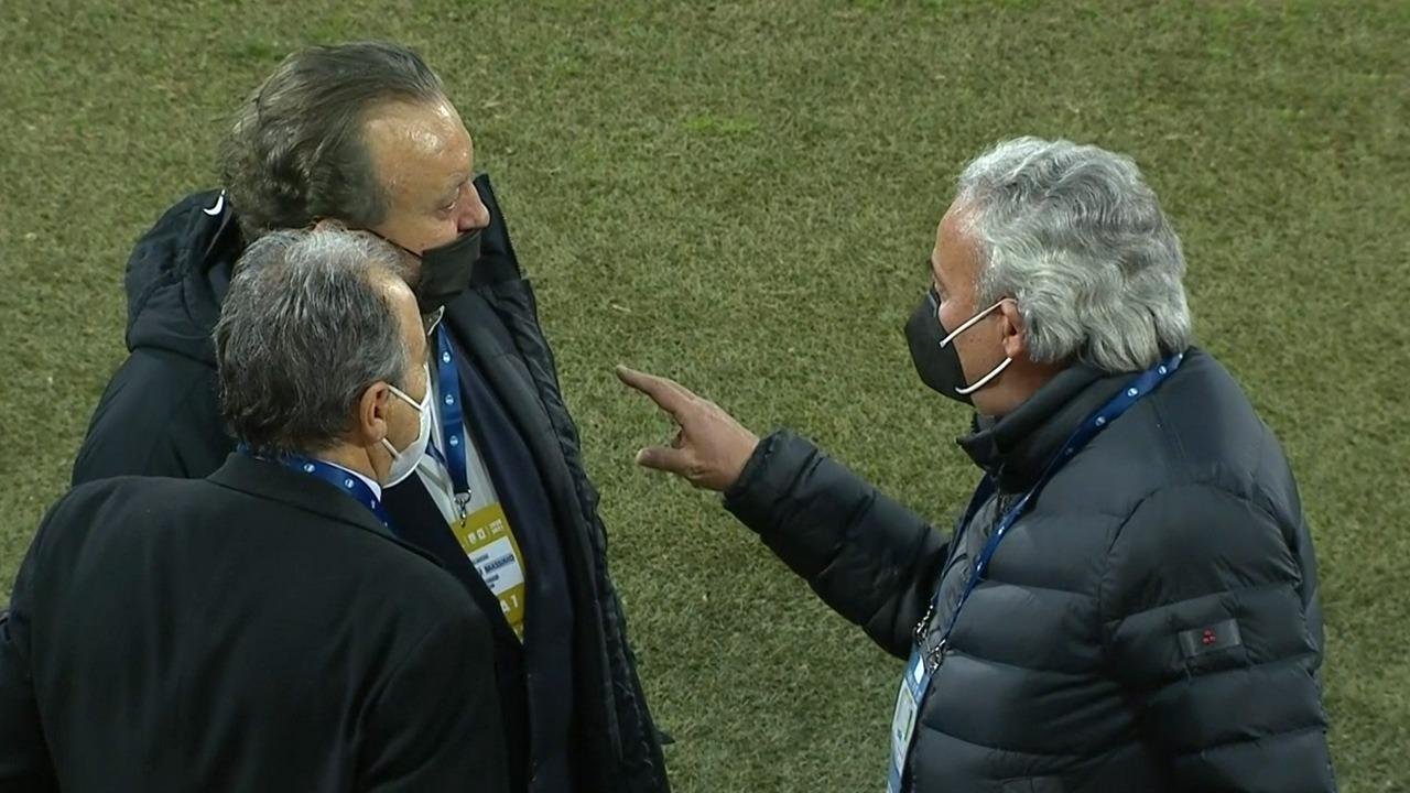 Pulcinelli, Neri e Mattioli