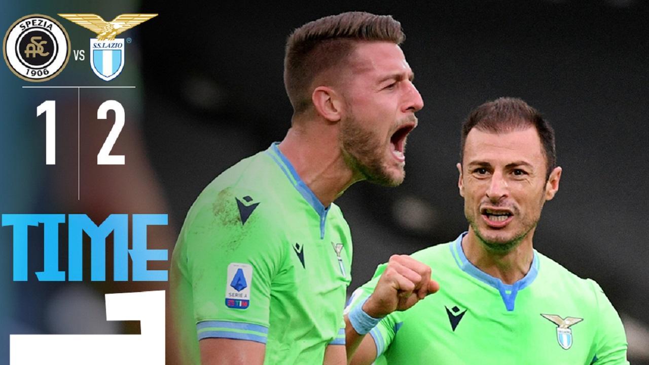 Foto da Twitter ufficiale Lazio