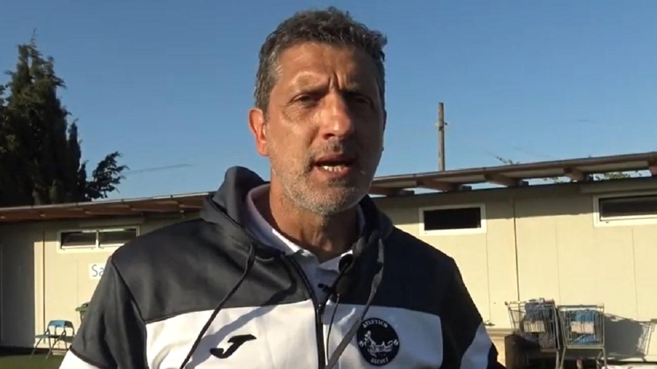 Atletico Ascoli: è ufficiale, Aloisi non sarà l'allenatore nella stagione 2021/2022