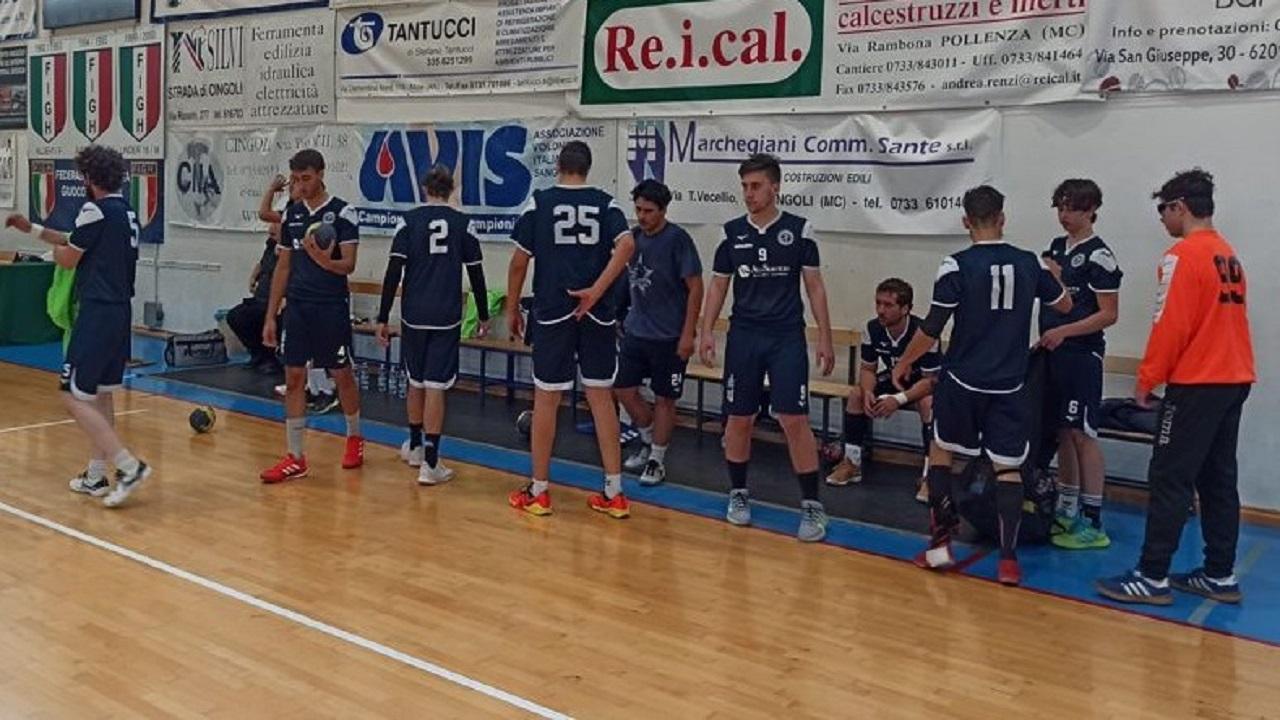 Pallamano, l'Handball Club Monteprandone chiude in seconda posizione la stagione regolare
