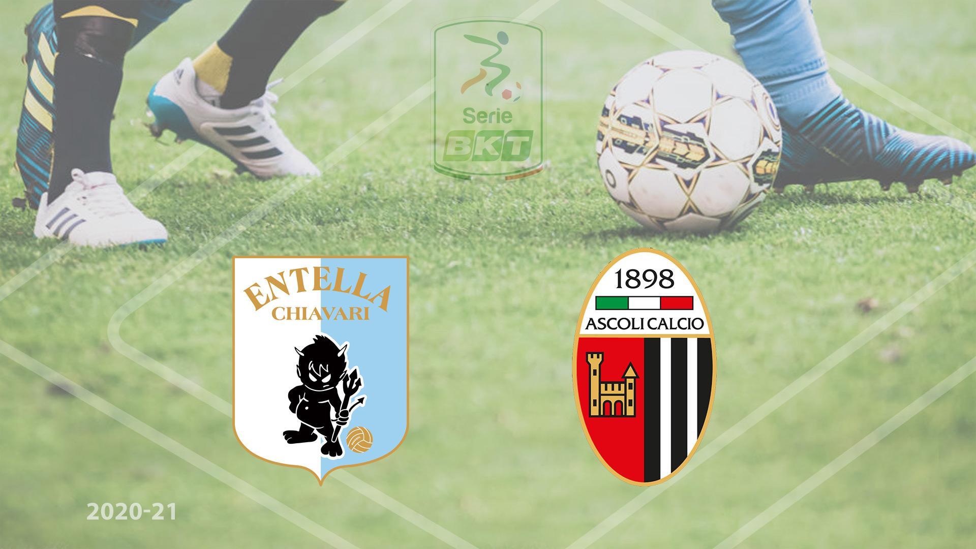 Virtus Entella-Ascoli