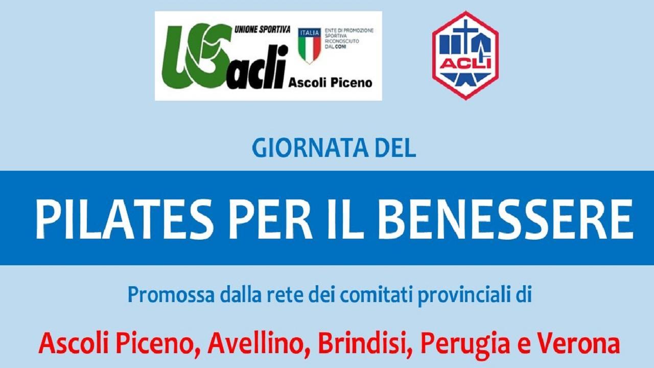 Ascoli Piceno, il 19 Giugno Giornata del Pilates per il benessere