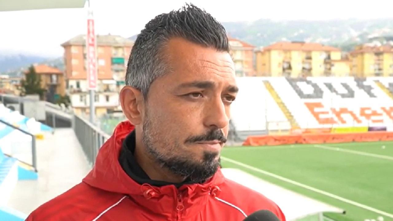 Gennaro Volpe (Entella.it)