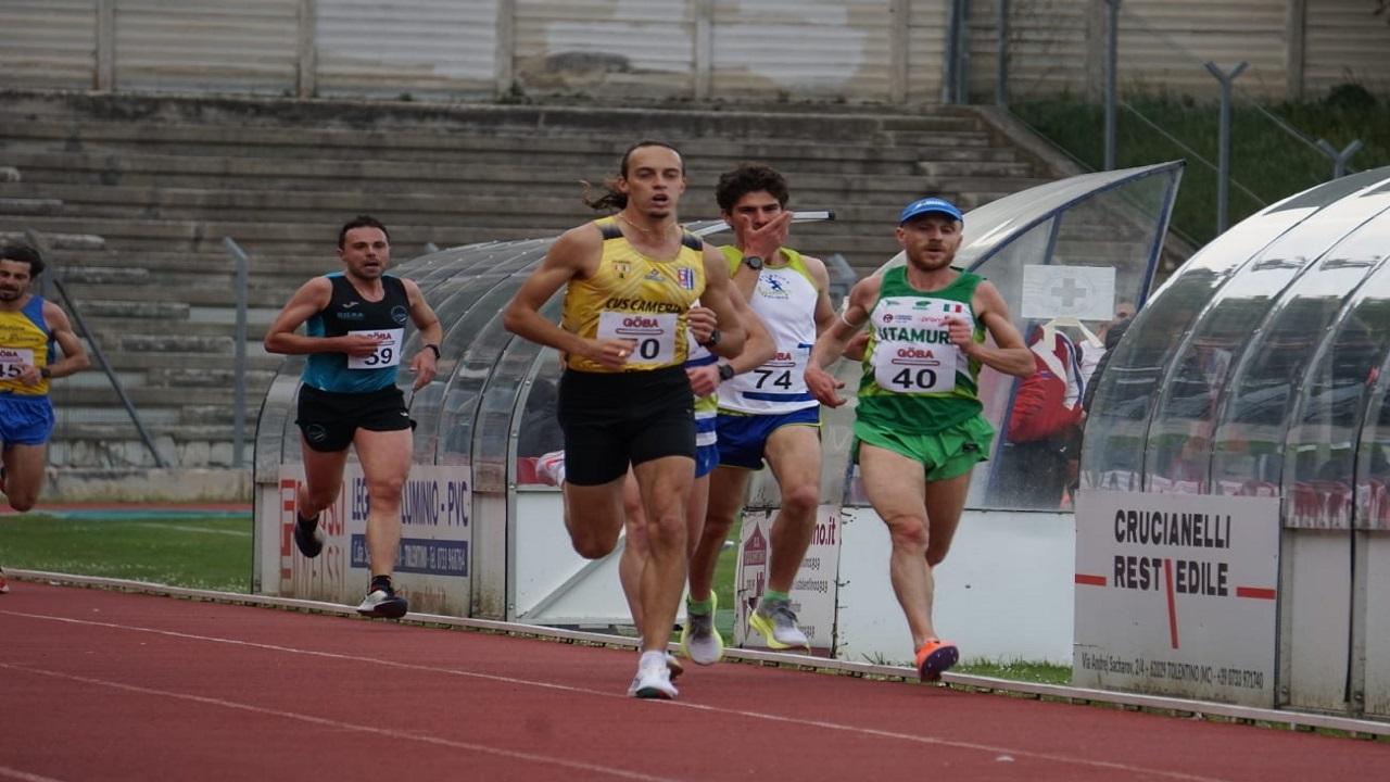 Atletica leggera, l'ascolano Massimi campione regionale nei 10mila metri su pista