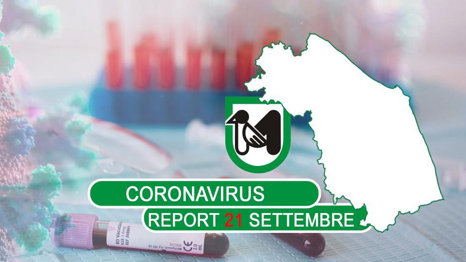 Coronavirus Marche, resta basso numero di nuovi positivi. Registrato un decesso a Pesaro