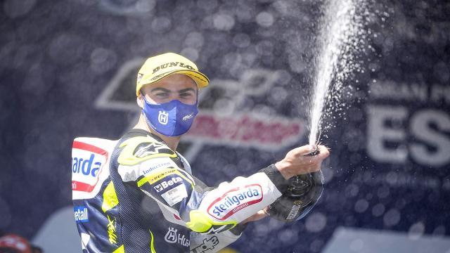 Moto3, Fenati pronto per Le Mans: ''Dobbiamo lavorare sodo, la pista mi piace molto''
