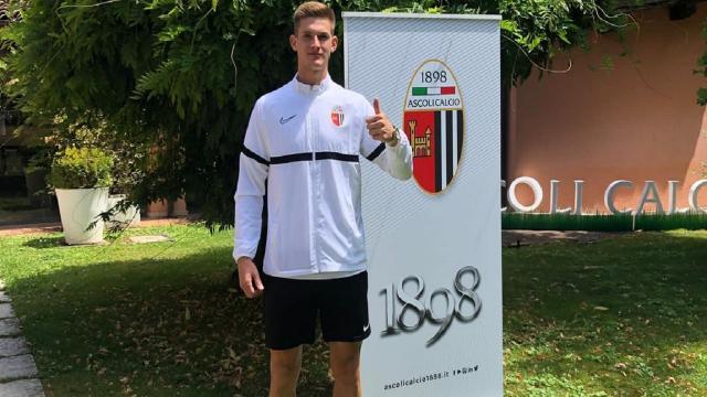 Ascoli Calcio, ingaggiato il giovane difensore centrale sloveno Tavcar. Formula dell'operazione
