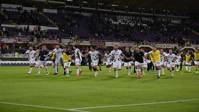Fiorentina-Inter 1-3, highlights. Ai viola non basta il gol nel primo tempo di Sottil